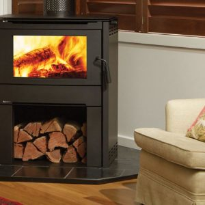 Regency Alterra Medium Freestanding Woodfire