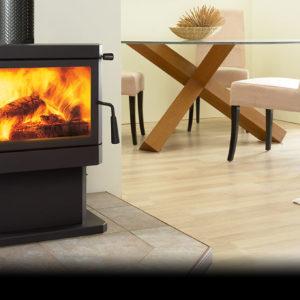 Regency Cardinia Freestanding Woodfire
