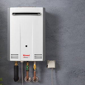 Rinnai Infinity 20 Continuous Flow Gas Hot Water System