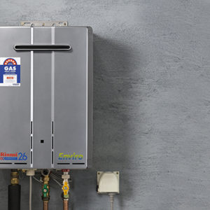 Rinnai Infinity 26 Enviro Continuous Flow Hot Water System