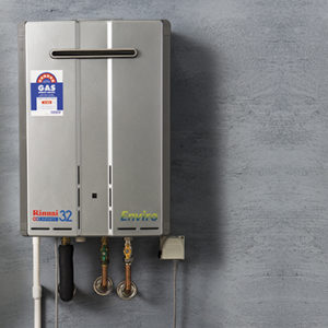 Rinnai Infinity Enviro 32 Continuous Flow Gas Hot Water System