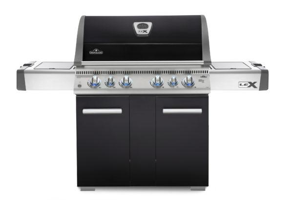 Napoleon LEX Black 605 Cabinet BBQ LPG