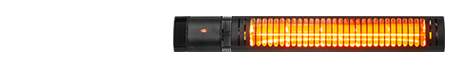 Ambe Outdoor Electric Infrared Heater Slimline 2000W