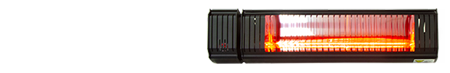 Ambe Outdoor Electric Infrared Heater 2000W