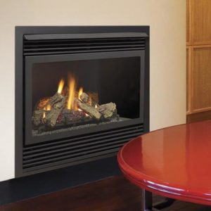 Regency PG33 Small DV Gas Log Fire