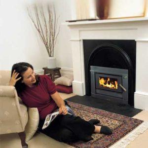 Coonara CCI Compact Inbuilt Wood Fireplace