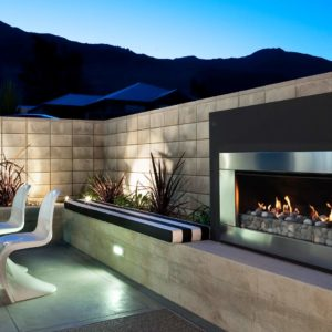 Escea outdoor Gas Fireplace EF5000