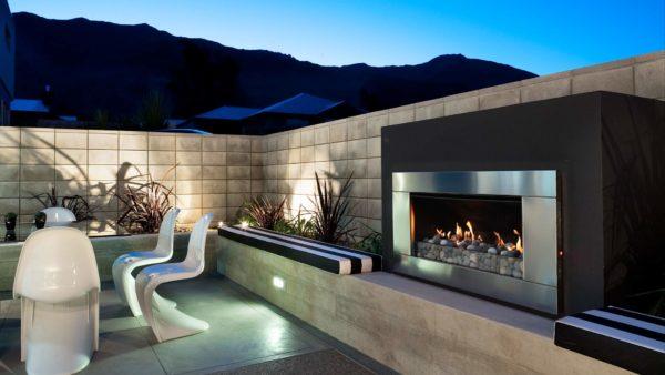 Escea outdoor Gas Fireplace EF5000