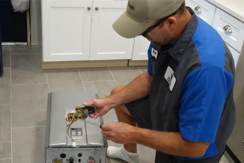 Gas Shop - Servicing & Maintenance 1
